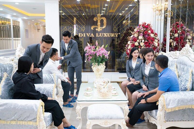 Diva Luxury Huế - Địa chỉ làm đẹp uy tín và chất lượng