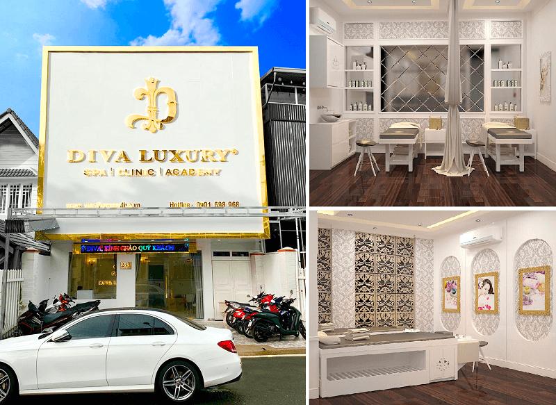 Viện thẩm mỹ DIVA, địa chỉ vàng về thẩm mỹ và chăm sóc sắc đẹp
