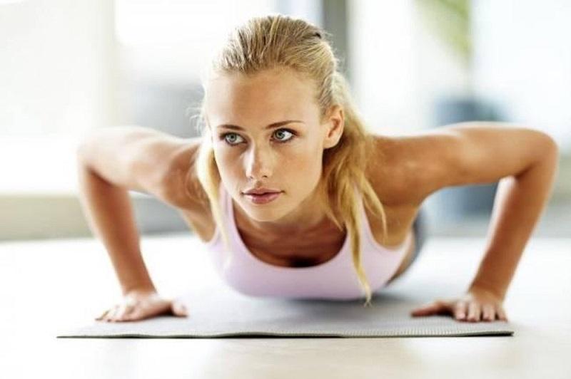 Cách giảm mỡ bắp tay nhanh
