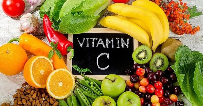 Cung cấp vitamin C để có được đôi mày lên màu đúng chuẩn - Phun mày nên ăn gì