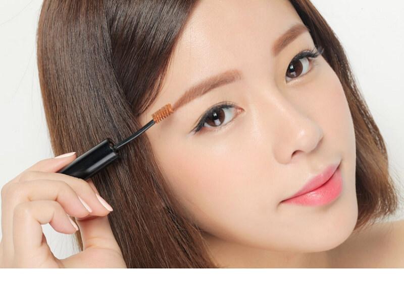 Có thể sử dụng chì để kè lên phần lông mày không đều màu