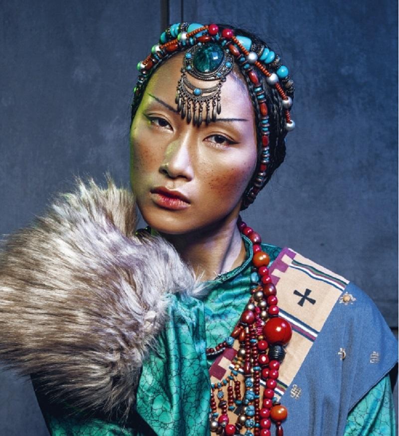Xu hướng makeup tàn nhang HOT của thế giới