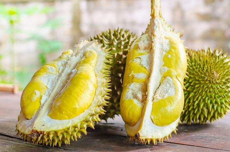 ăn sầu riêng có béo không