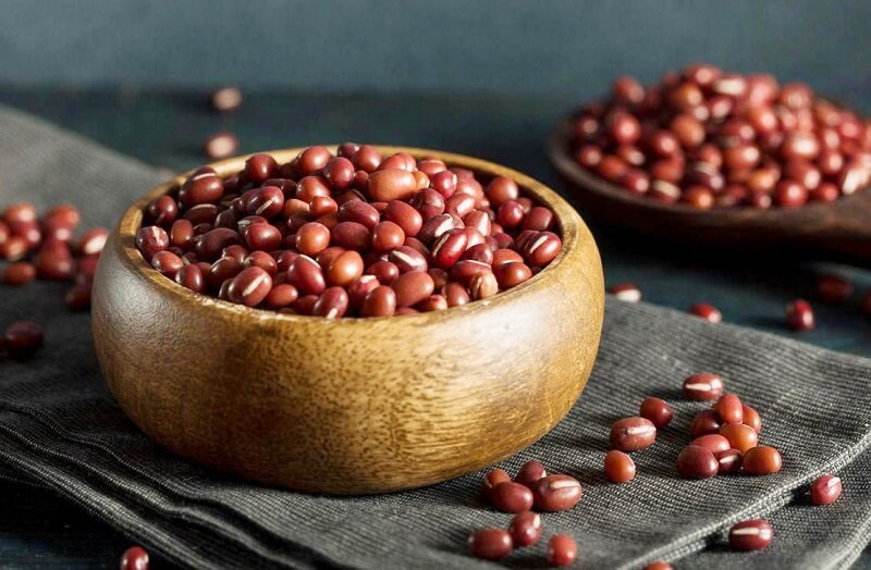 giảm cân bằng đậu đỏ