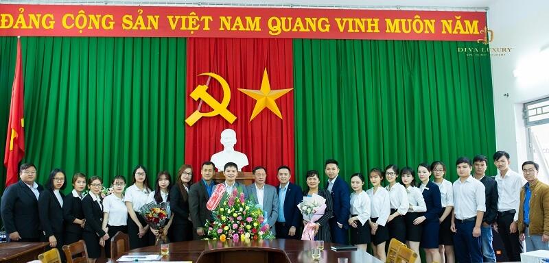 Lễ thành lập công đoàn cơ sở Công Ty Cổ Phần Tập Đoàn DIVA GROUP