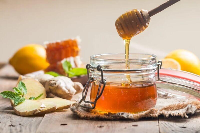 Cách giảm cân bằng mật ong và hạt chia-11