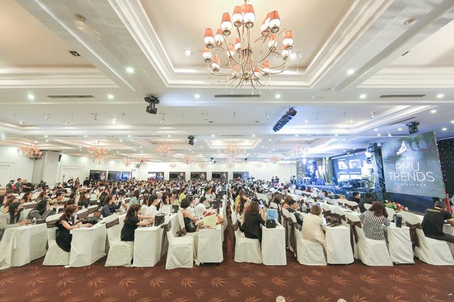 Viện thẩm mỹ DIVA- nhà tài trợ vàng sự kiện Thien Kim Award